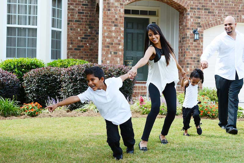 home insurance family
