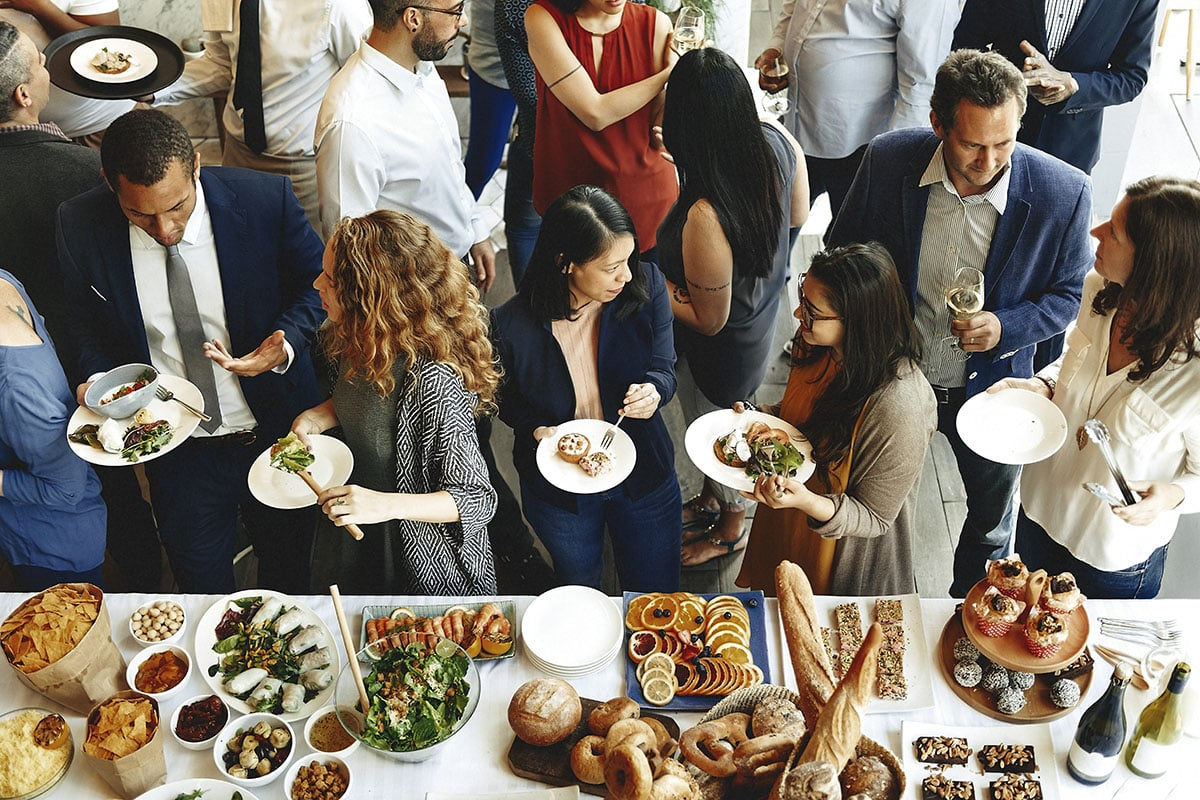 event insurance catering